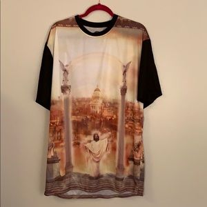 NWT First Choice Street Approved Jesus Tee